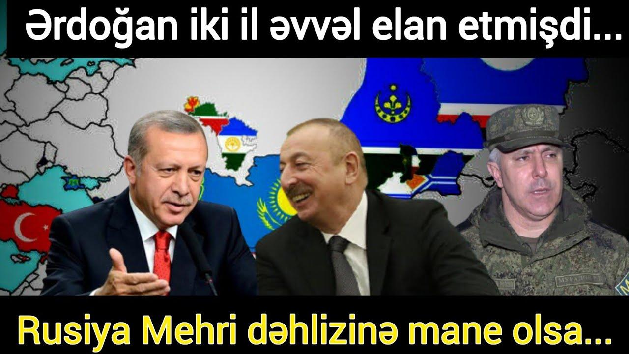 Təcili! Rusiya Mehri dəhlizinə mane olsa - İxtiyarımız olacaq ki, Türkiyə.., Son xeberler bugun 2021