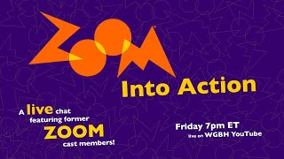 Live ZOOMchat! - ZOOM Into Action
