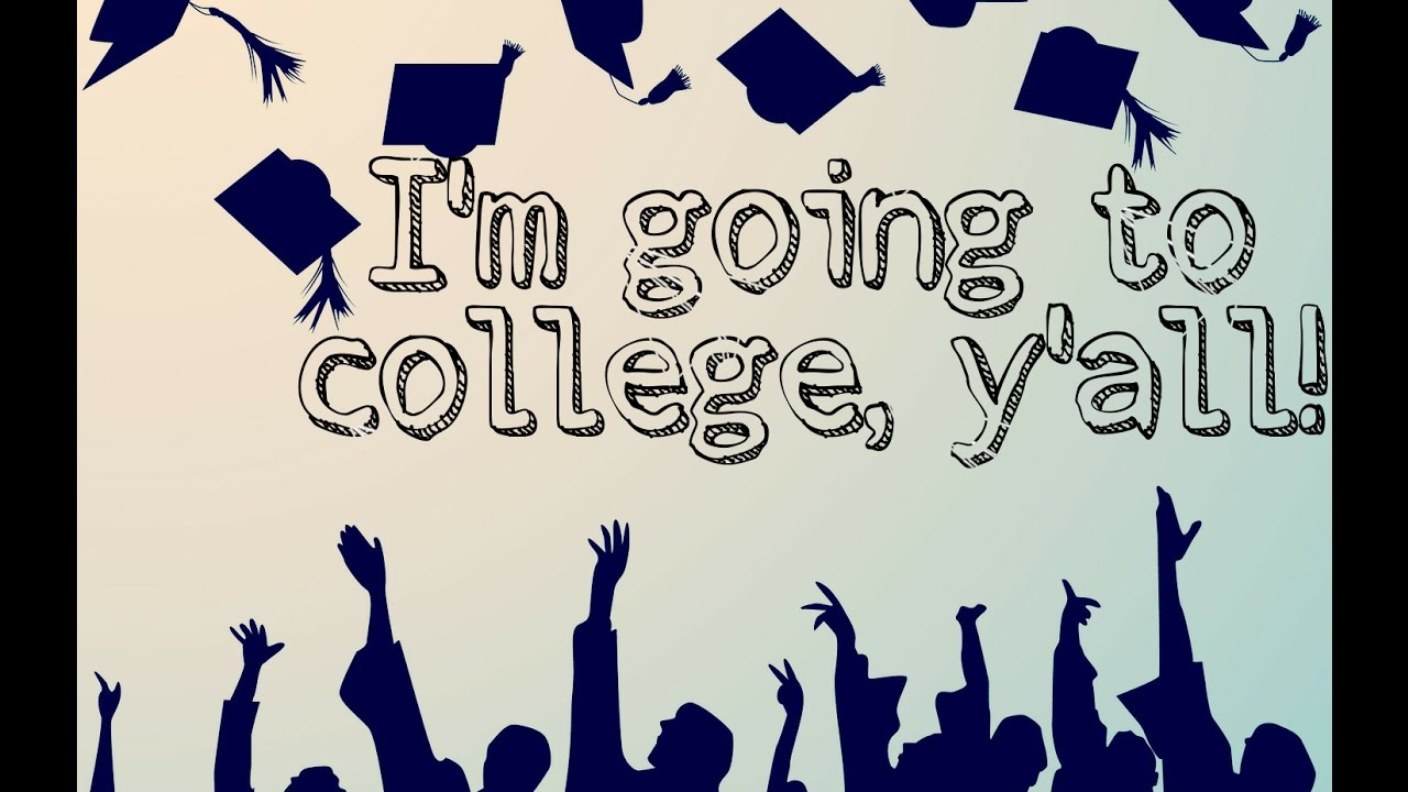 i m going to college college days 1 youtube