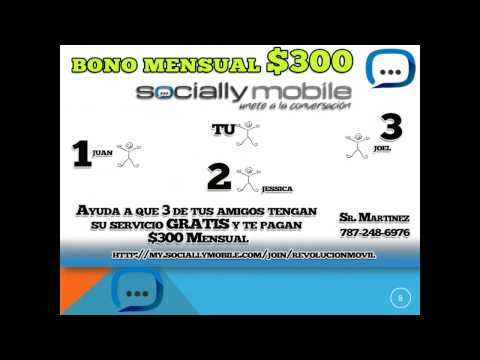 Socially Mobile Español Puerto Rico