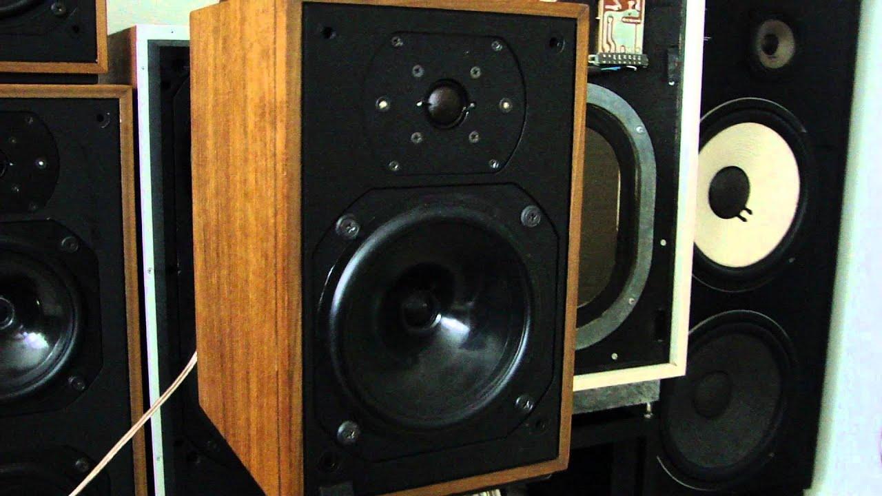 B U0026w Dm-12 Philips Cd-850 Dac-960 Dynaco Model 120   Vincent Preamp