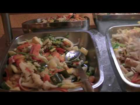 What we ate in Montego Bay | Buffet at Sunscape Splash Resort Jamaica