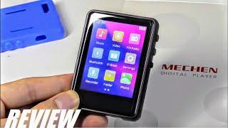 REVIEW: MECHEN Hi-Fi MP3 Player, 2.4'' Touchscreen (Bluetooth 5.0, FM Radio) screenshot 3