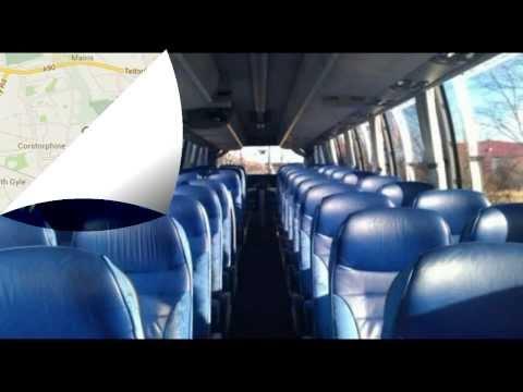 Coach Hire Edinburgh, UK Compare Prices, Get Quote, Book Mini Bus Online
