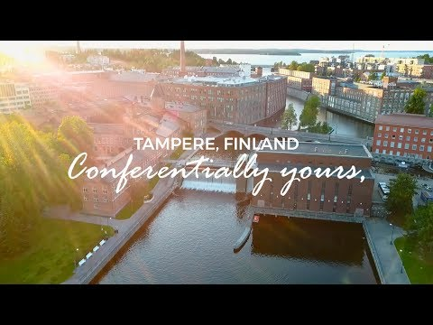 Tampere, Finland - Conferentially Yours