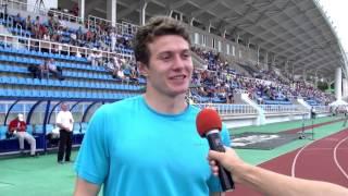 Александр Ефимов - Чемпион России 2017