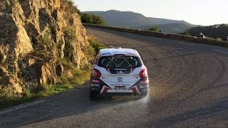 Rallye du Var 2015 le Shakedown