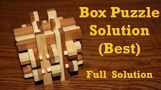 Box Puzzle Solution - Best