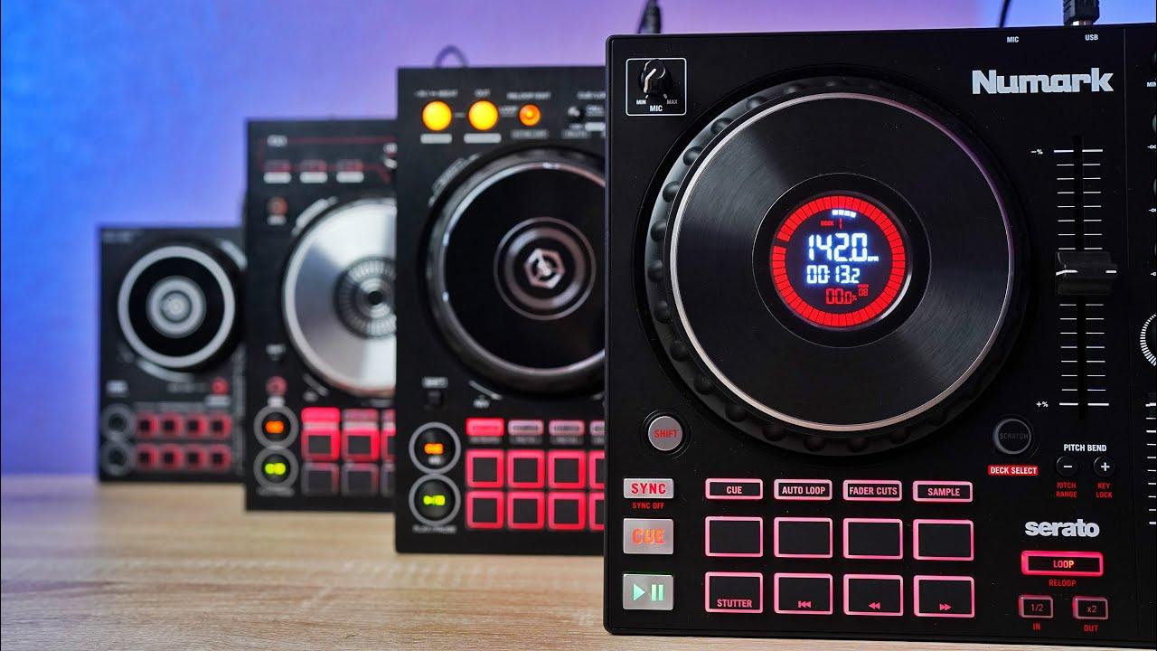 BEST BEGINNER DJ GEAR IN 5 MINUTES!