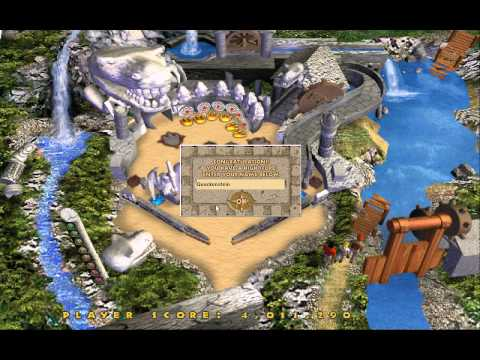 The Gaming Experience: 3D Ultra Pinball - The Lost Continent (No Commentary)