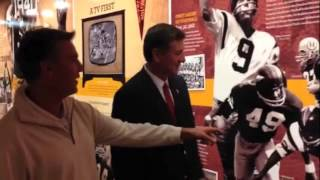 Bruce and George Allen Reminisce About Redskins History (Part 2)