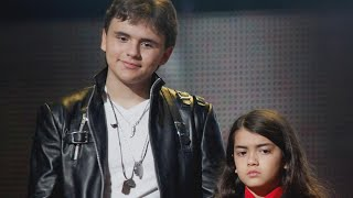 Prince Jackson and Brother Blanket Review 'Avengers: Endgame' While Devouring Pizza