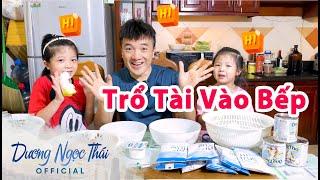 Ở Nhà Chống Dịch Thì Làm Gì - Dương Ngọc Thái Vlog1