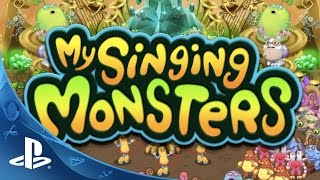 My Singing Monsters - Every Monster has a Voice Trailer | PS Vita