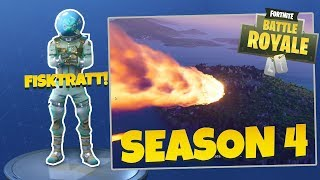 ALIEN INVASION (?)-NEW SKIN | Fortnite Battle Royale in English | Season 4