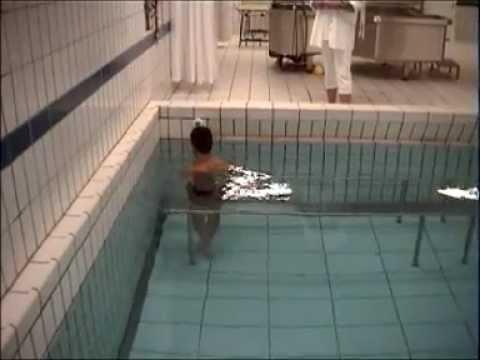 Ewac Adjustable Floor Pool Youtube