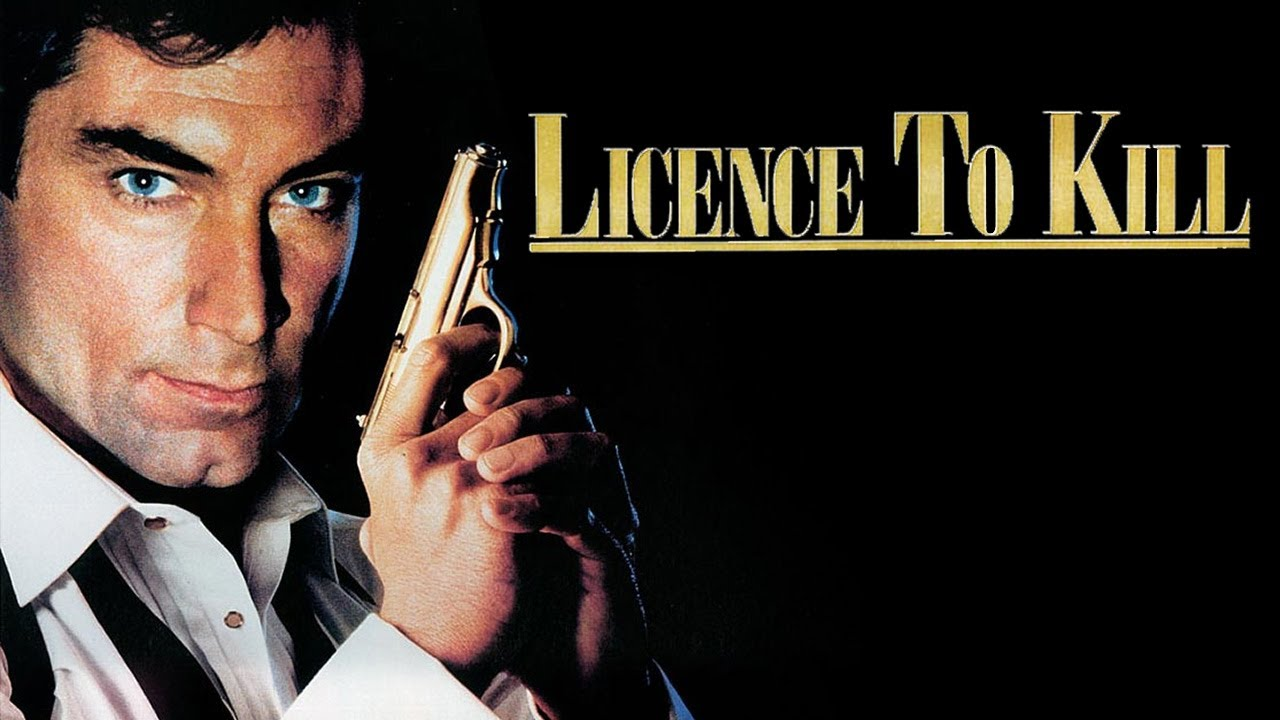 Image result for licence to kill