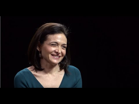 Irina Nevzlin interviews Sheryl Sandberg YouTube