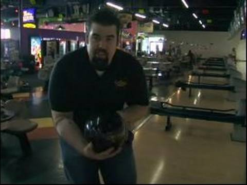 Bowling Basics : How to Repair the Surface of a Bowling Ball