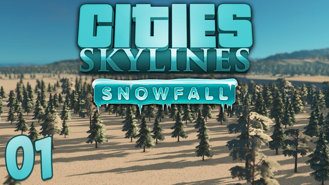 Cities Skylines Snowfall Playlist
