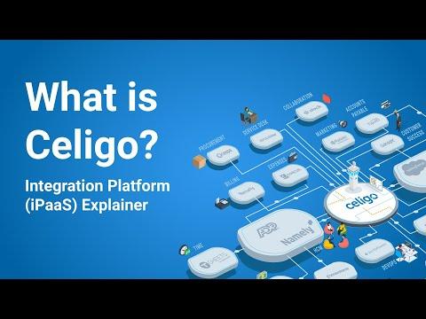 What is Celigo Explainer (iPaaS - Integration Platform as a Service)