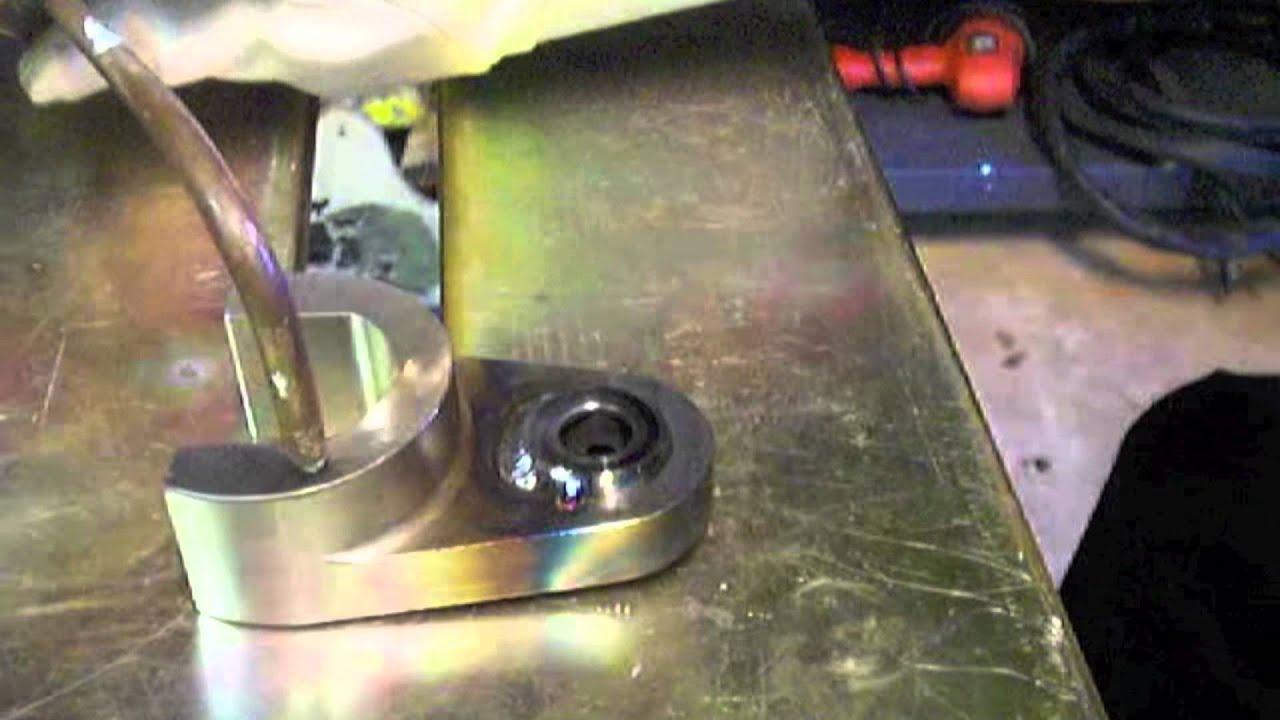 Tig Welding Tips For Welding 4140 Steel Parts Youtube