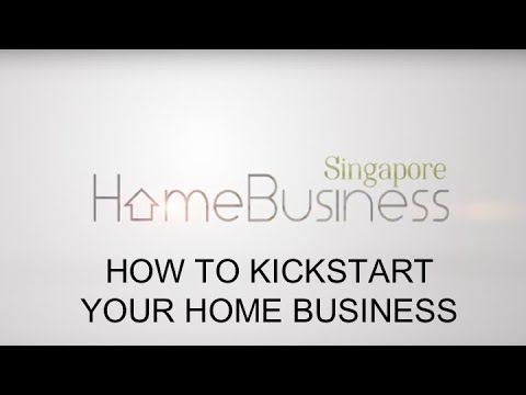 How to start a Singapore Home Business