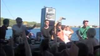 Hypercolour Boat Party @ Dimensions 2012 (Axel Bowman B2B STE Roberts)