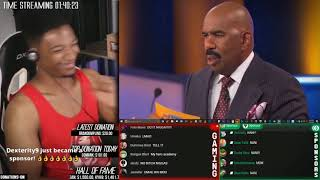 Etika Reacts To NANI!! / Omae Wa Mou Shindeiru (Etika Stream Highlight)