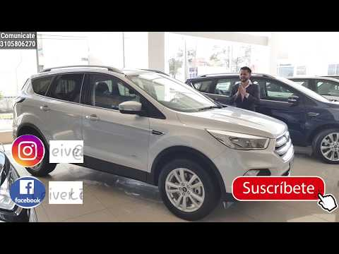 Ford Escape SE 2019 Tutorial