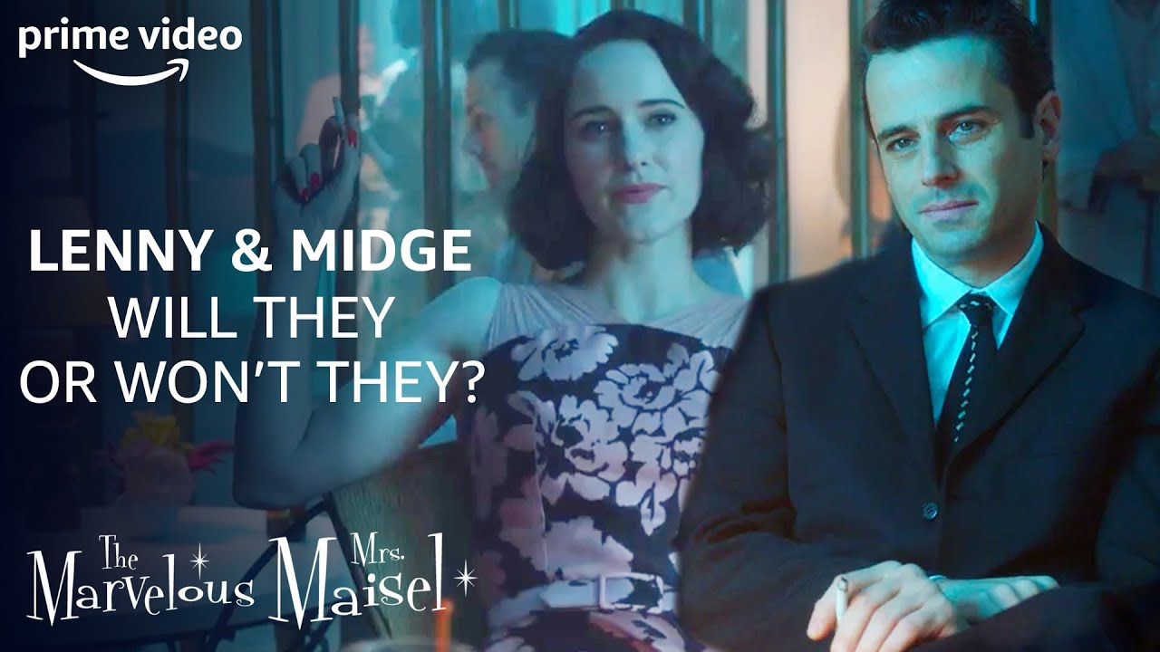 Download Midge and Lenny's Story So Far | The Marvelous Mrs. Maisel | Prime Video