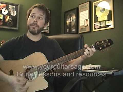 Karma Police By Radiohead Guitar Lessons Acoustic Beginners Songs