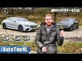 2018 Mercedes AMG S63 Coupe vs S63 AMG Coupe 2017 Review (English Subtitles) by AutoTopNL