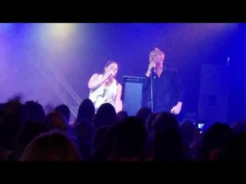 And I Waited - Emily Dillson and Isaac Hanson Karaoke