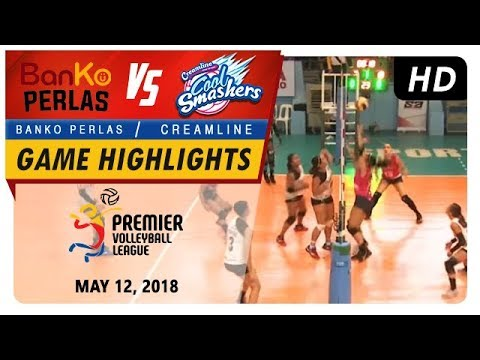 PVL RC Season 2 - Perlas Spikers vs. Cool Smashers | Game Highlights | May 12, 2018