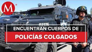 En Zacatecas, hallan cuerpos colgados en un puente