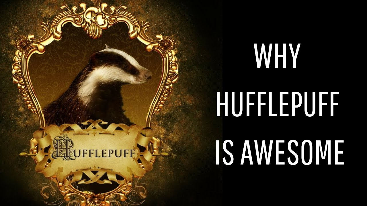 f099c341 Reasons It's Great To Be A Hufflepuff - YouTube