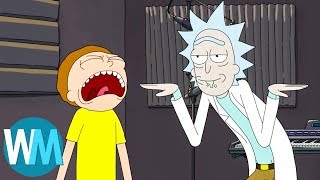 Top 10 Toxic Cartoon Show Communities