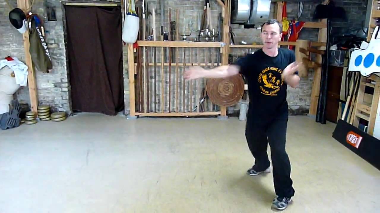 Training with Taiwan's Master of Monkey Kung Fu! - YouTube