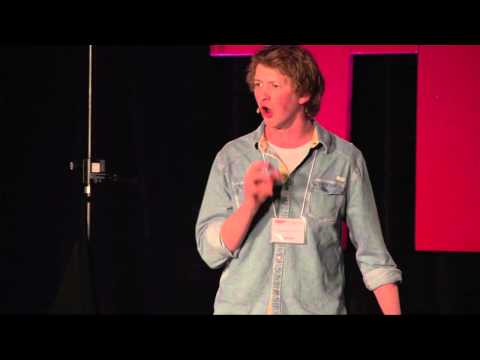 Poetry saved my life | Andrew Jack | TEDxPenticton