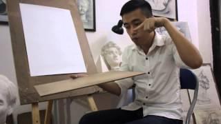 học vẽ online khối v,h