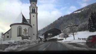 Anton SKALD - провинциальная Австрия, Альпы, Инсбрук