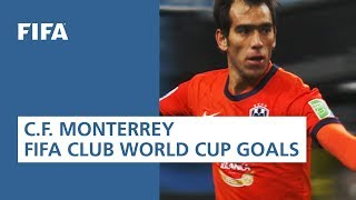 C.F. Monterrey FIFA Club World Cup Goals [2011-2013]