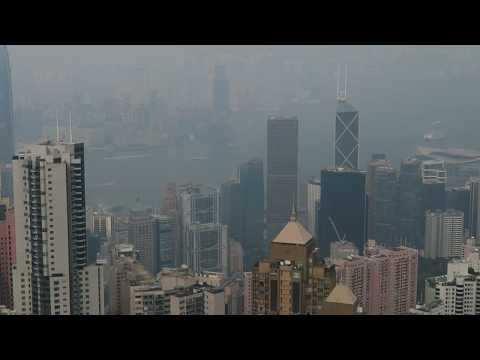 Hong Kong  Victoria Peak Travel Guide