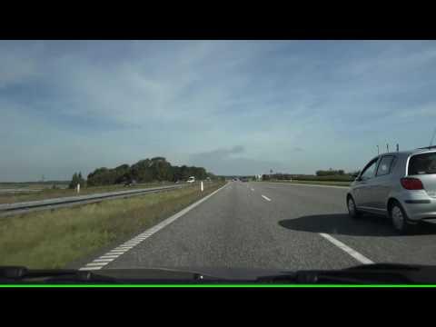 [UHD/4K] fra Lille Binderup mod Aalborg og Åbyen UHD/4K Video