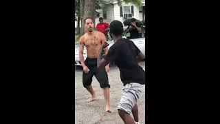 vuclip HILARIOUS FAIL VIDEO STREET FIGHT GONE WRONG