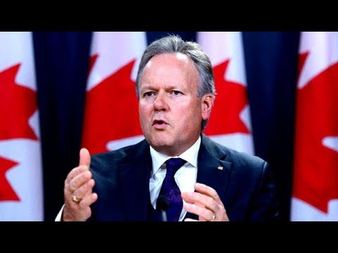 Stephen Poloz: Bank of Canada governor on Canada's economic future
