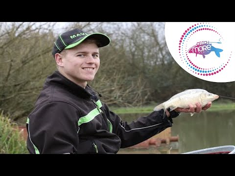 Bradley Gibbons at Royal Berkshire Fishery