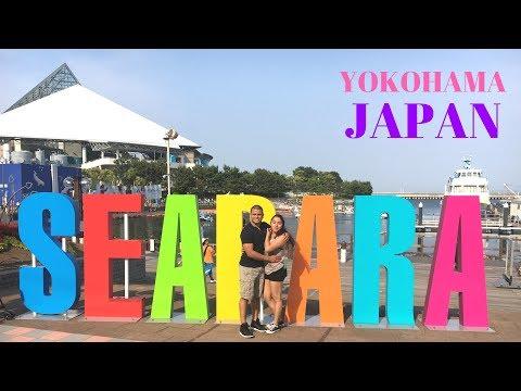 Sea Paradise Aquarium Yokohama JAPAN || June 2017
