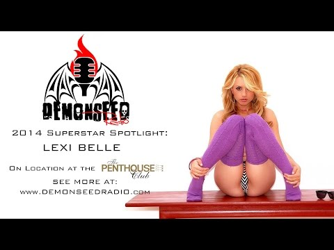 Penthouse Pet of the Year 2014 - Lexi Belle - Demon Seed Radio